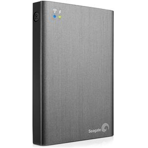 Seagate Wireless Plus External Hard Drive with Built-In Wi-Fi 1TB